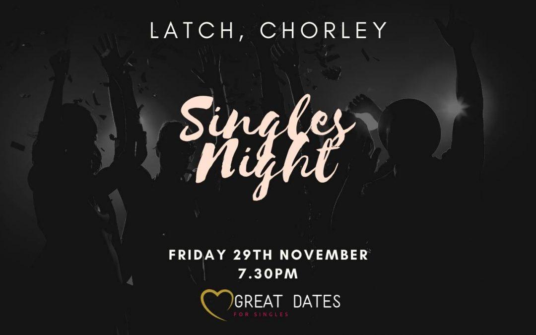 Quirky Quiz Singles Night – Latch Chorley