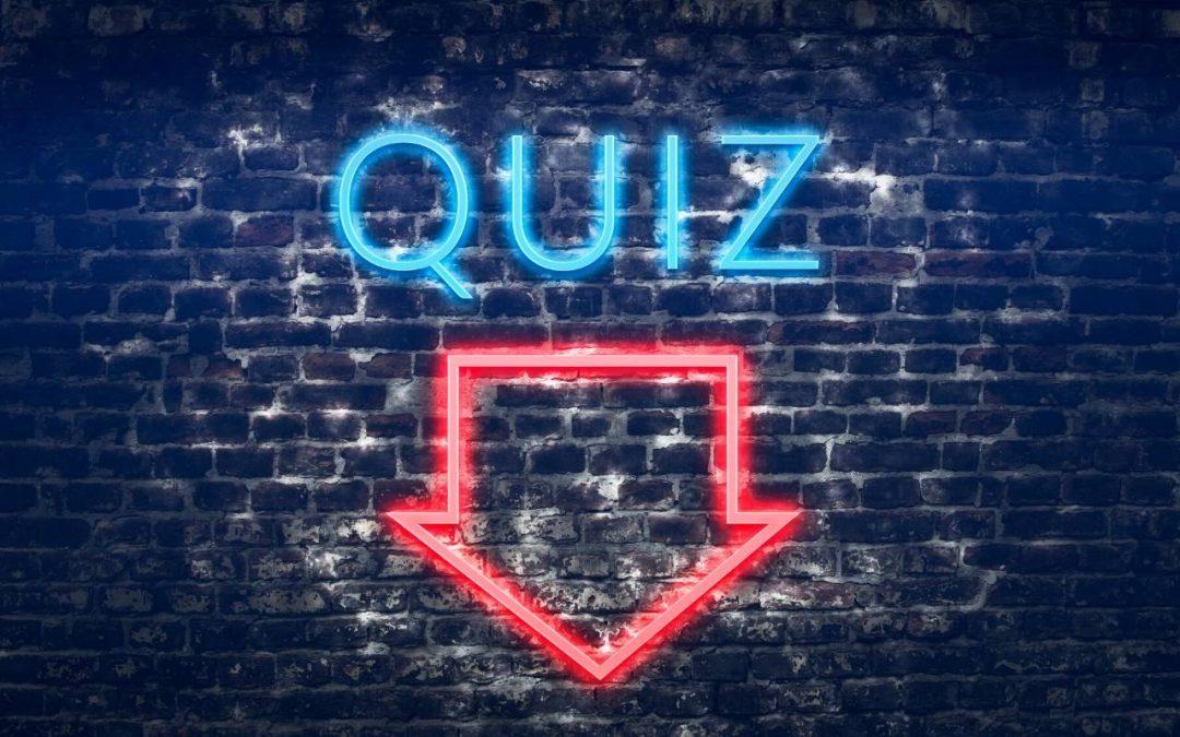 Over 50s Singles Quiz Night Priory Club Leyland